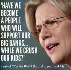 Elizabeth Warren On Big Banks And Student Loans And Yes We Are At Least That Kind Of Congress