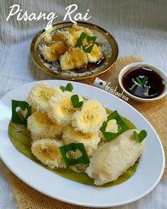 Indonesian Desserts, Indonesian Food, Indonesian Recipes, Raw Food Recipes, Cake Recipes, Dessert Recipes, Malaysian Dessert, Cooking Tips, Cooking Recipes