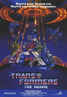 The Transformers: The Movie (1986) | Трансформеры / Transformers: The Movie (1986) :: NoNaMe