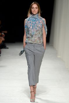 Nina Ricci Spring 2014 Ready-to-Wear Fashion Show - Alma Durand (VIVA)