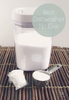 Best Dishwasher Tip Ever | How Lovely It Is