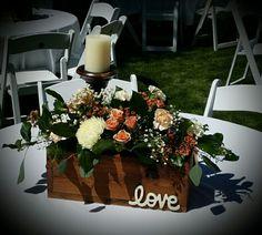 Cute table arrangement