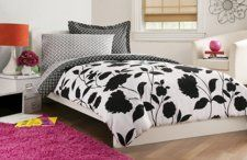 3-piece bedding set perfect for the dorm room for $29.99.  (Photo: Kmart)