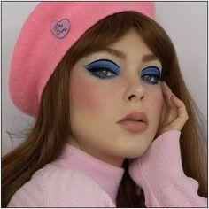 112 the cruelty free makeup brand you've completely underestimated 17 Vintage Makeup Looks, Bold Makeup Looks, Retro Makeup, Cute Makeup, Makeup Art, Beauty Makeup, Hair Makeup, 1960s Makeup, Twiggy Makeup