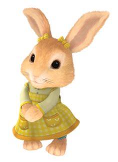 Cotton-Tail - peter-rabbit-nickelodeon Photo