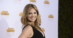 Kate Upton Dons Bikini in Zero Gravity, For Science
