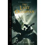 The Last Olympian (Percy Jackson and the Olympians, Book (Hardcover)By Rick Riordan The Last Olympian, The Jackson Five, The Lost Hero, Mystery Genre, Sea Of Monsters, Sixteenth Birthday, 16th Birthday, The Lightning Thief, Rick Riordan