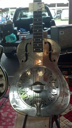 A real cool guitar.