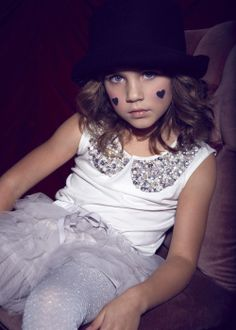 Ready for ballet, parties and magical dress-ups. www.tutudumonde.com