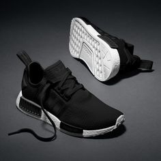 9c0404a5d4ad8 NMD. Adidas All Black Shoes