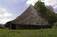 Celtic-roundhouse-1994 - Iron Age - Wikipedia, the free encyclopedia