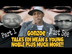 Interview: Gonzoe Clowns Edi Mean & Young Noble Of The Outlawz Plus Talks Treach Vladtv and more. DocHicksTv and Kausion Group member Gonzoe expresses in a v. All Eyez On Me, Inspirational Speeches, Social Media Outlets, Relationship Bases, Tupac Shakur, News Channels, Thug Life, Go Fund Me, Interview