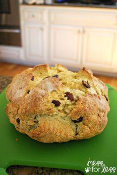 Irish Soda Bread Recipe - Food Fun Friday   Mess For Less