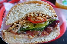 13 Vegetarian Sandwiches Even Carnivores Will Dig