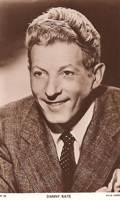 Old Hollywood Movie Stars | ... pictures of the singer, dancer and film (movie) star - Danny Kaye