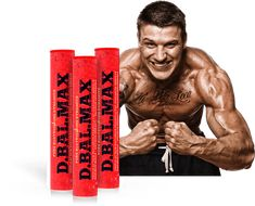 D-BAL MAX gives you the raw power and insane gains you'd get from Dianabol, one of the most powerful, popular steroids of all time. But it isn't an illegal steroid.
