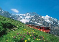 Victoria-Jungfrau Grand Hotel & Spa -   Interlaken, Switzerland