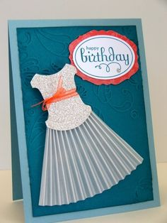 Stunning card by Carolyn Bennie using the Simply Scored and Tab Punch. AMAZING! :)