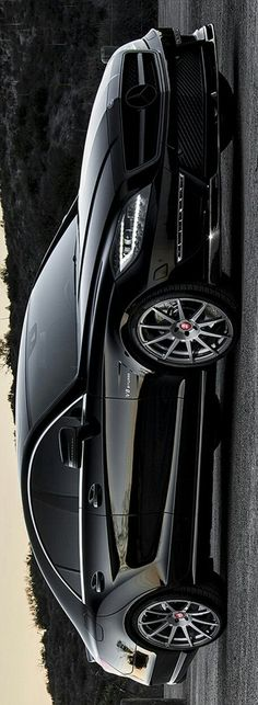 Mercedes-Benz CLS 63 AMG by Levon