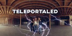 The First #VirtualReality Comedy about Teleportation...we think. Watch in 4K on your Google Cardboard! You can also download the 4K 60fps video here. #VR