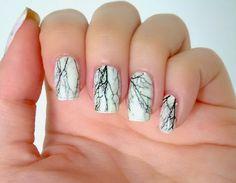 Tree Branch Nail Wraps