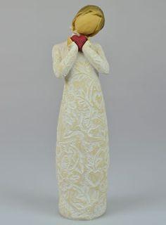 Statue Willow Tree - Vierge de l'Amour - 21 cm