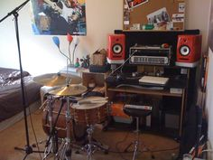 home studio | Very beginning home studio situation-photo-4-.jpg