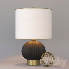 Global Views Caprice Table Lamp