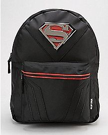 Reversible Superman Backpack - DC Comics