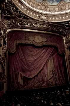 Old theater. :-)