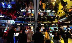 PlayStation 4 v Xbox One - http://newsrule.com/playstation-4-v-xbox-one/