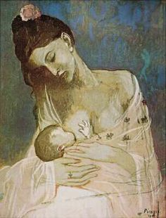 Maternité - Picasso