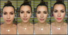 Make up by Rita Lopes: Contorno vs Pó Brozeador (Bronzer). Qual a diferença?