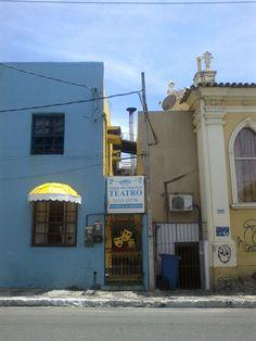 Salvador - Rio vermelho - Todo Mundo Faz Teatro.  Rua Borges Reis.