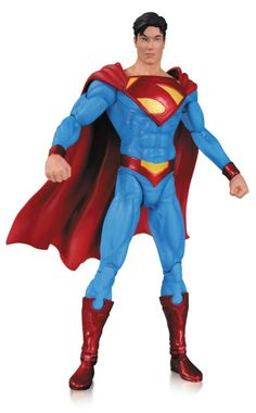 DC Comics The New 52 Action Figure Earth 2 Superman - The Movie Store