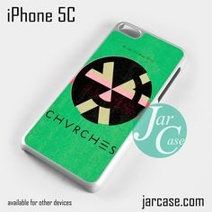 CHVRCHES We Sink Phone case for iPhone 5C and other iPhone devices