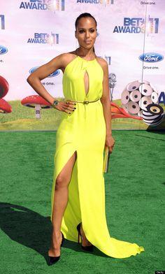 Kerry Washington Vanity Fair Best Dressed List: Actress Snags #1 Spot (PHOTOS)