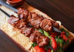 Настоящий шашлык «Мцвади» - готовим мясо по-грузински