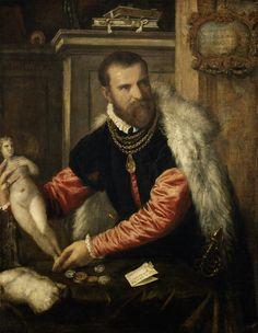Titien, Jacopo Strada Vienne, Kunsthistorisches Museum (Inv GG-81)