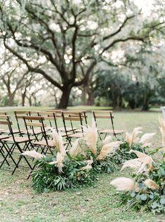 Gray & Olive Tone Charleston wedding with Alexandra Grecco dress