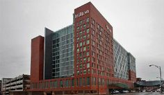 The Hilton Columbus Downtown is one of five area hotels to receive a Four Diamond rating from AAA. | via dispatch.com