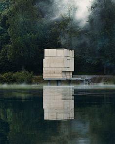 AFGH - Lake Rotsee refuge, Lucerne 2013.