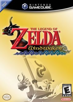 The Legend of Zelda: The Wind Waker is the tenth installment in The Legend of Zelda series. It was also the first The Legend of Zelda title on the Nintendo GameCube. Gamecube Games, Nintendo Games, Wii Games, The Legend Of Zelda, Wind Waker, Ocarina Tabs, Playstation, Xbox, Entertainment