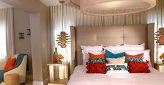COJINES PARA DECORAR DORMITORIOS --> http://artesydisenos.blogspot.pe/2015/04/como-decorar-los-ambientes-con-cojines.html #home #sweethome #bathroom #decor #design