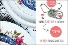 Je kunt ons nog steeds helpen door te stemmen op Retro Keetje! Thanks :) http://www.hippeshops.nl/hipste-shop/stemmen