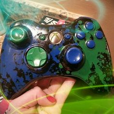 Custom minecraft controller for Xbox 360 | Minecraft ...