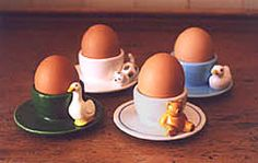 Egg cups for J. Luber AG