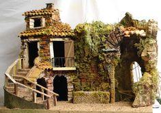 Foto tratte dal web - molte rappresentano presepi classici napoletani. Dalla n.1115 mie foto presepe Caranas- Clicca su per ingrandire l'imm...