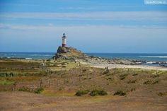 Faro Isla Mocha, Chile