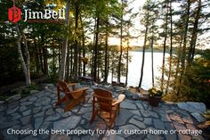 Jim Bell Architectural Design Inc. specializes in unique custom design solutions for homes, cottages, renovations and commercial properties in Ottawa, Pembroke, the Ottawa Valley and throughout eastern Ontario. Custom Home Designs, Custom Homes, Custom Design, Commercial Architecture, Waterfront Homes, Factors, Cottages, Ontario, Architecture Design